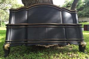 Renaissance Inspired Queen Bed